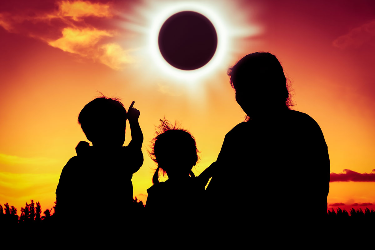 Stellar Places to See the Solar Eclipse in the South